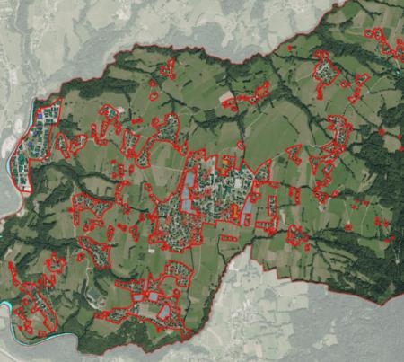 Analyse des disponibilités foncières