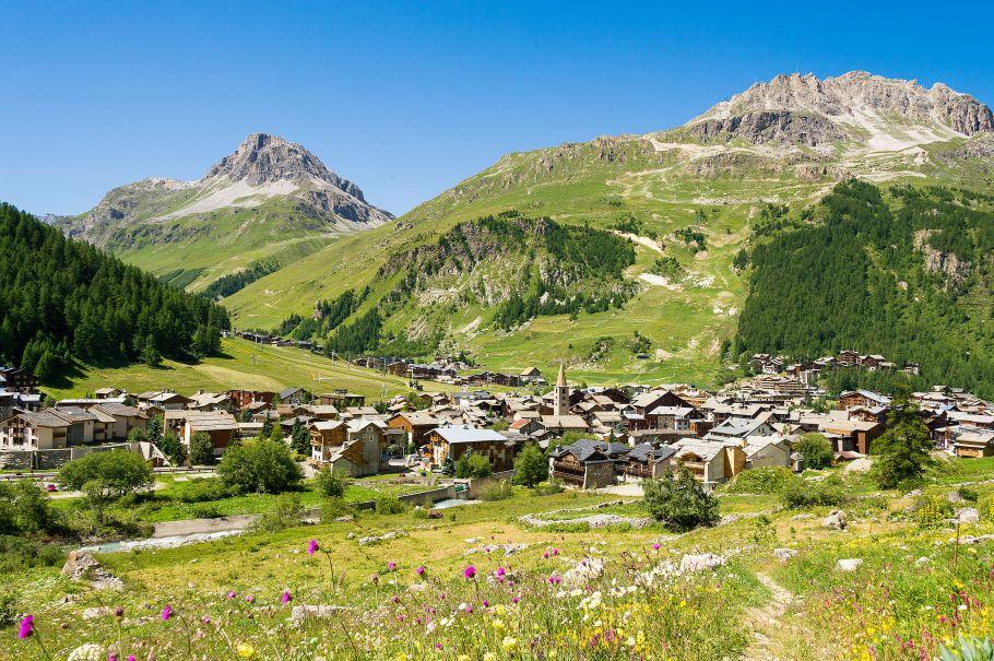 Village @Val d'Isère Tourisme