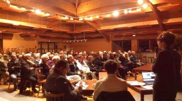 PLUi de la Semine : réunion publique