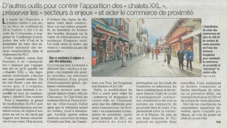 Article Dauphiné Libéré