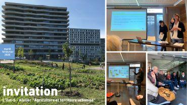 Atelier «Agriculture et territoire urbanisé» du CAUE 74