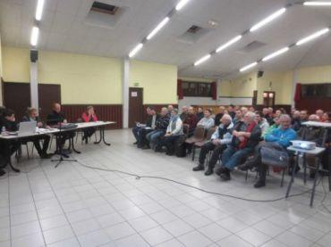 Réunion publique PLU à SALLENOVES (74)