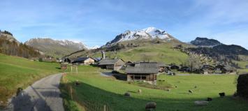 Vieux village du Chinaillon