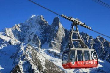 Projet de remplacement du téléphérique de la Flégère – Chamonix Mont-Blanc