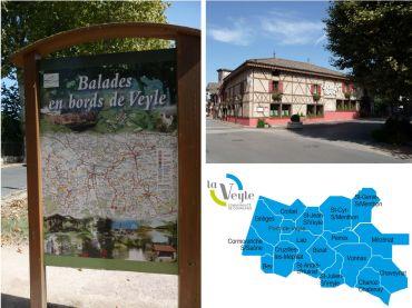 Un nouveau PLU intercommunal pour Espaces&Mutations : direction la CC de la Veyle dans l'Ain !!!